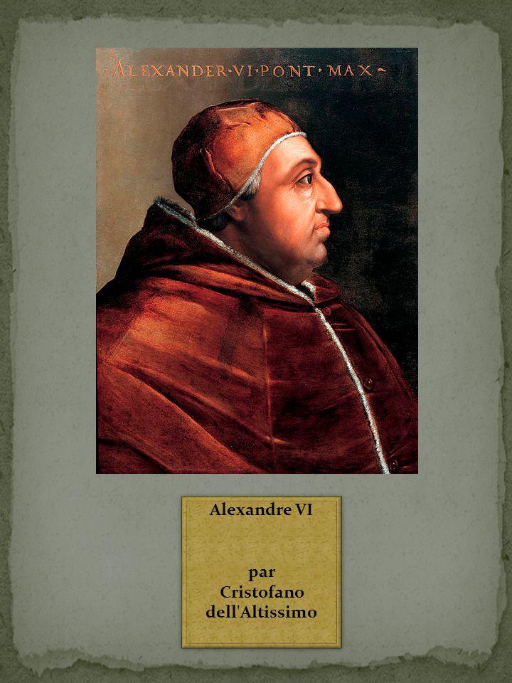 Cristofano dell Altissimo
