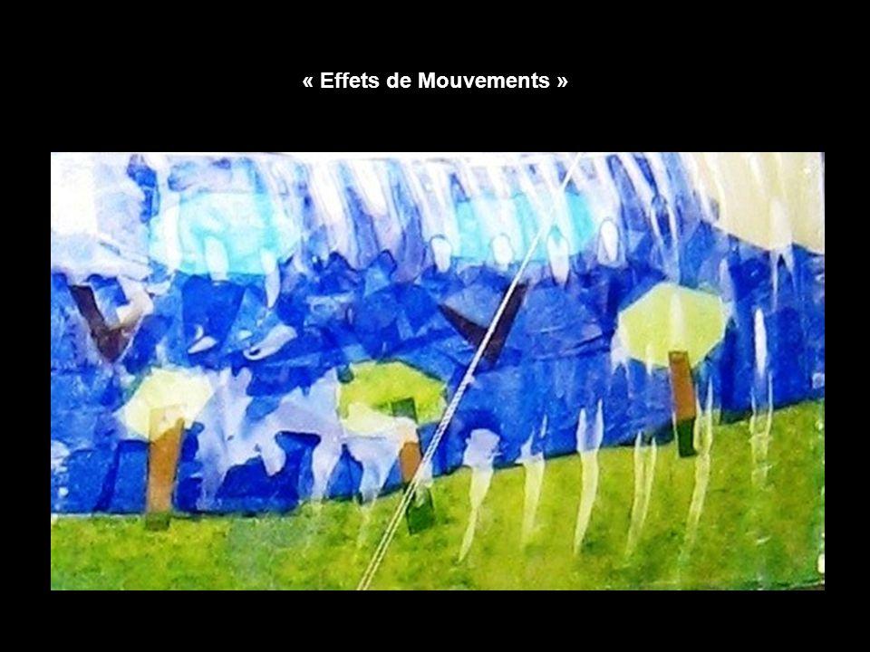 « Effets de Mouvements »