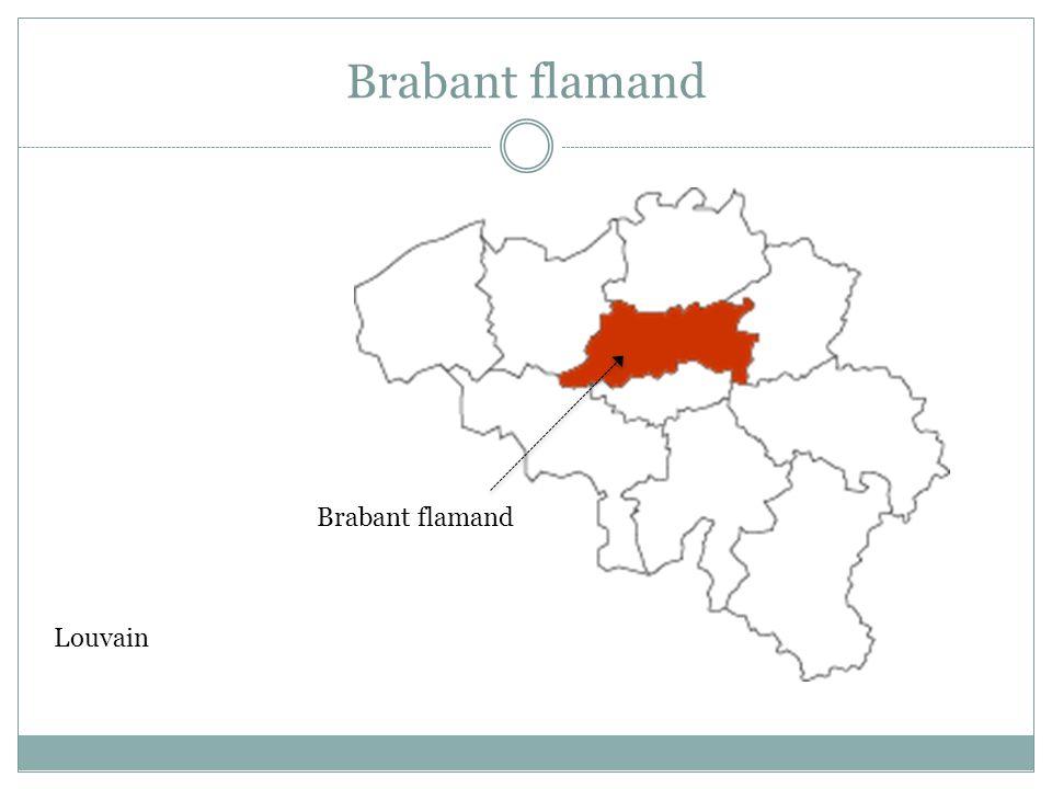 Brabant flamand Brabant flamand Louvain