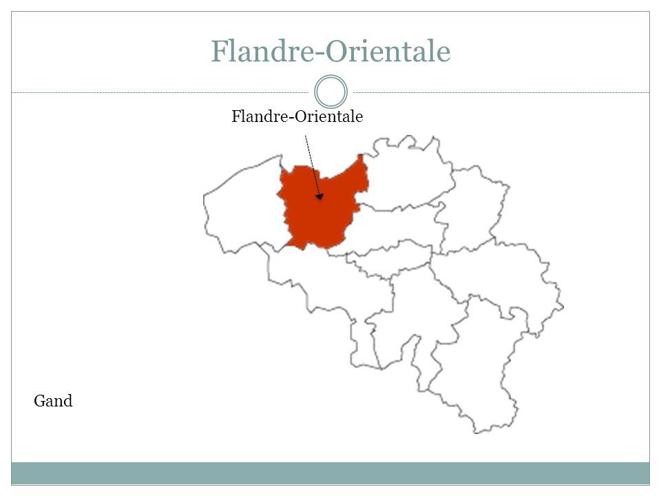 Flandre-Orientale Flandre-Orientale Gand