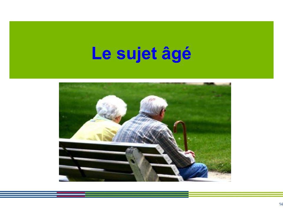 Le sujet âgé ARS Bourgogne 14