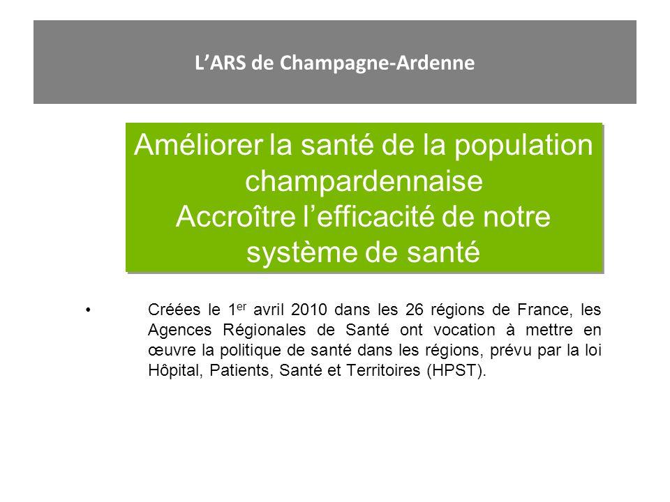 L'ARS de Champagne-Ardenne