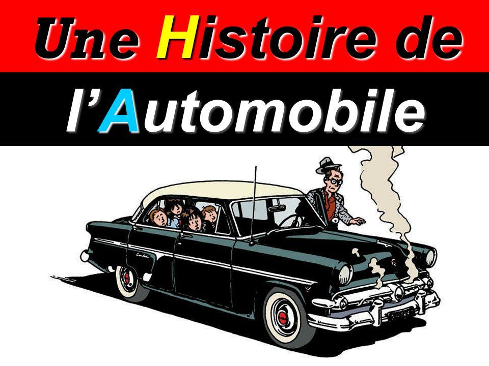 Une Histoire de l'Automobile