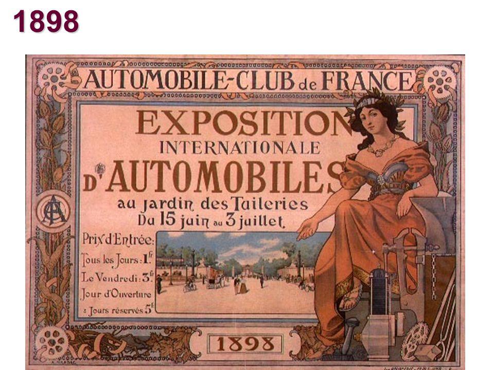1898 La première