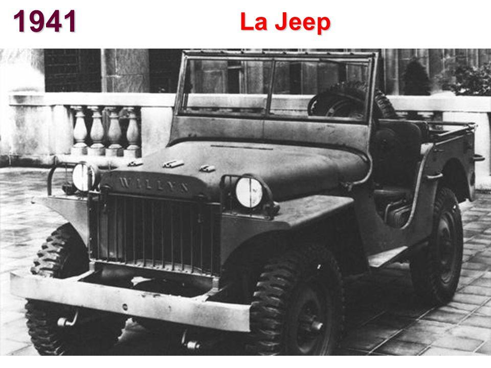 1941 La Jeep