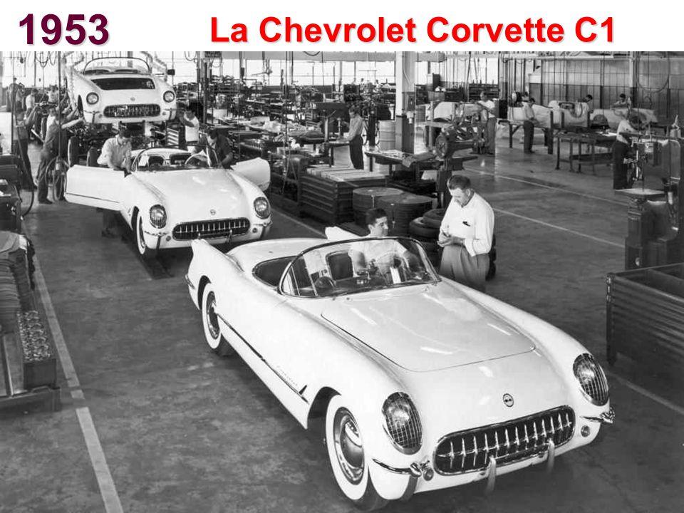 La Chevrolet Corvette C1