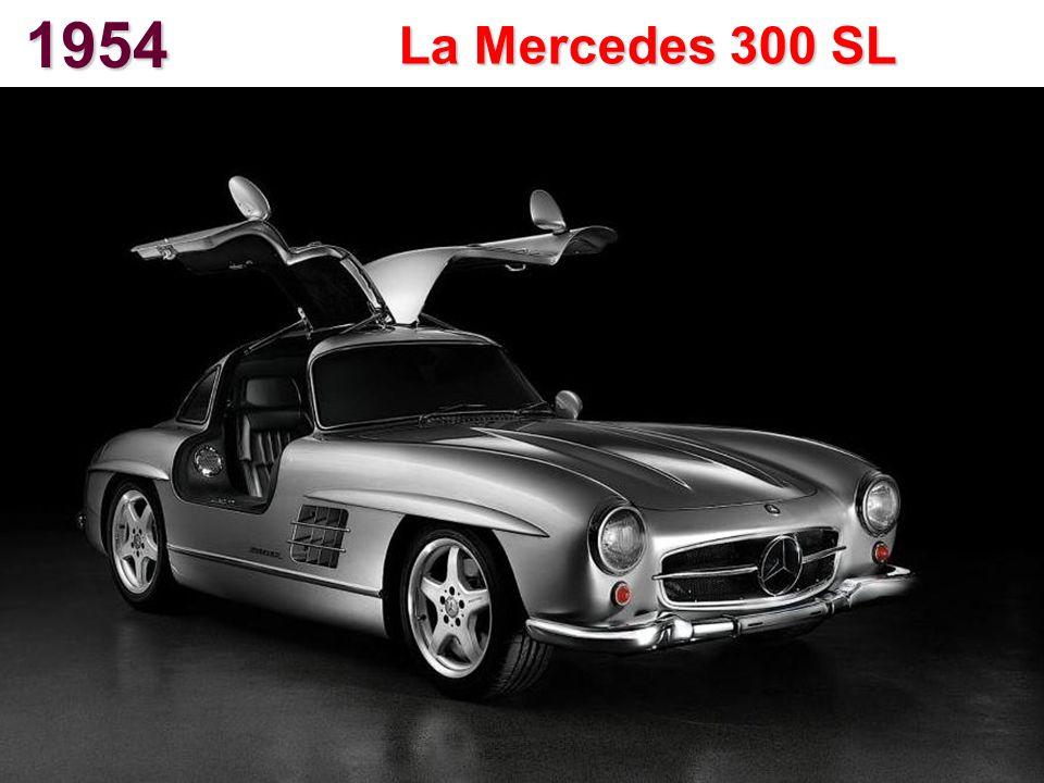 1954 La Mercedes 300 SL