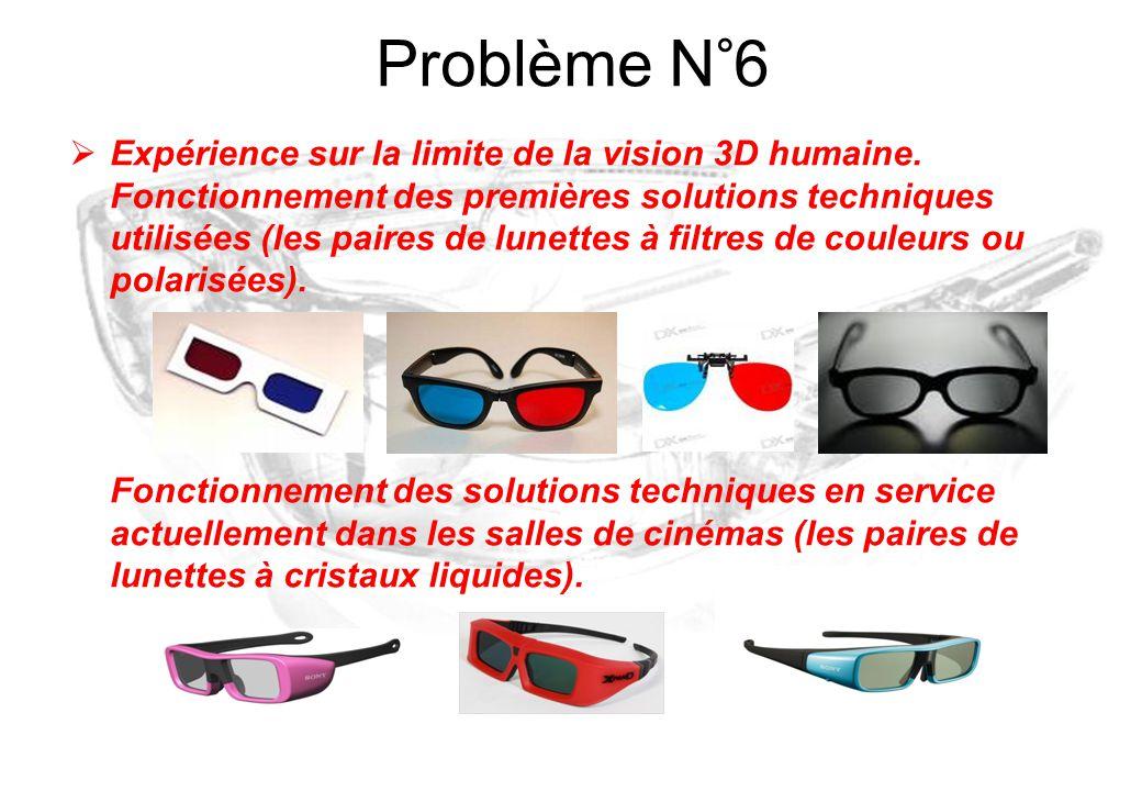 Problème N°6