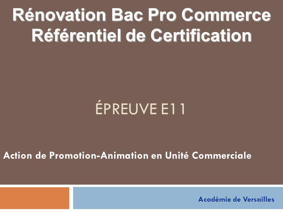 Action de Promotion-Animation en Unité Commerciale