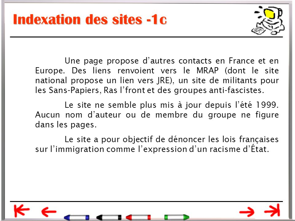 Indexation des sites -1c