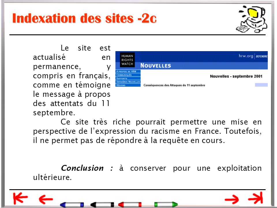 Indexation des sites -2c