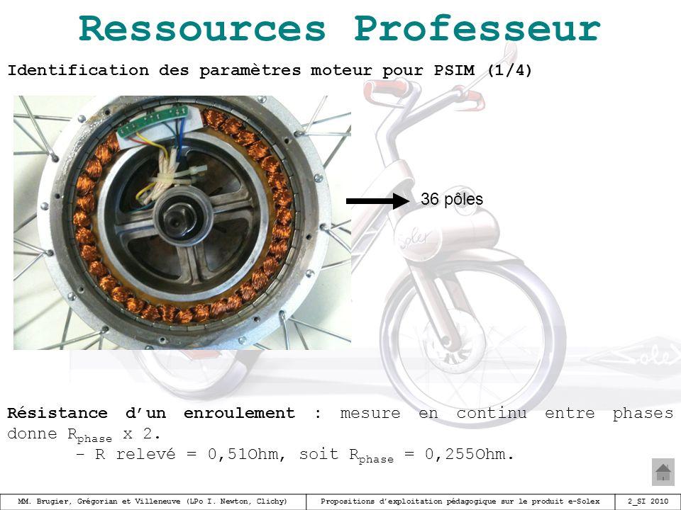 Ressources Professeur