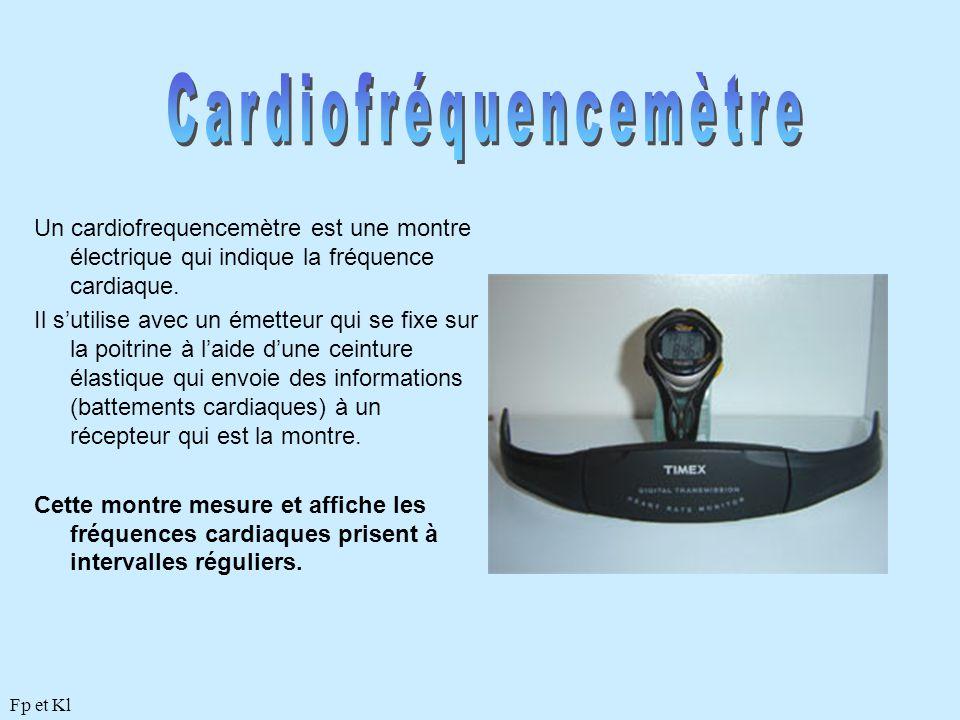 Cardiofréquencemètre