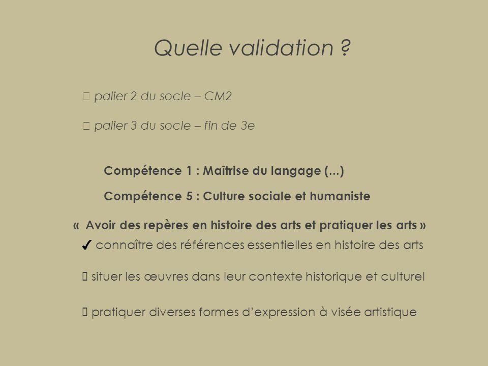 Compétence 5 : Culture sociale et humaniste