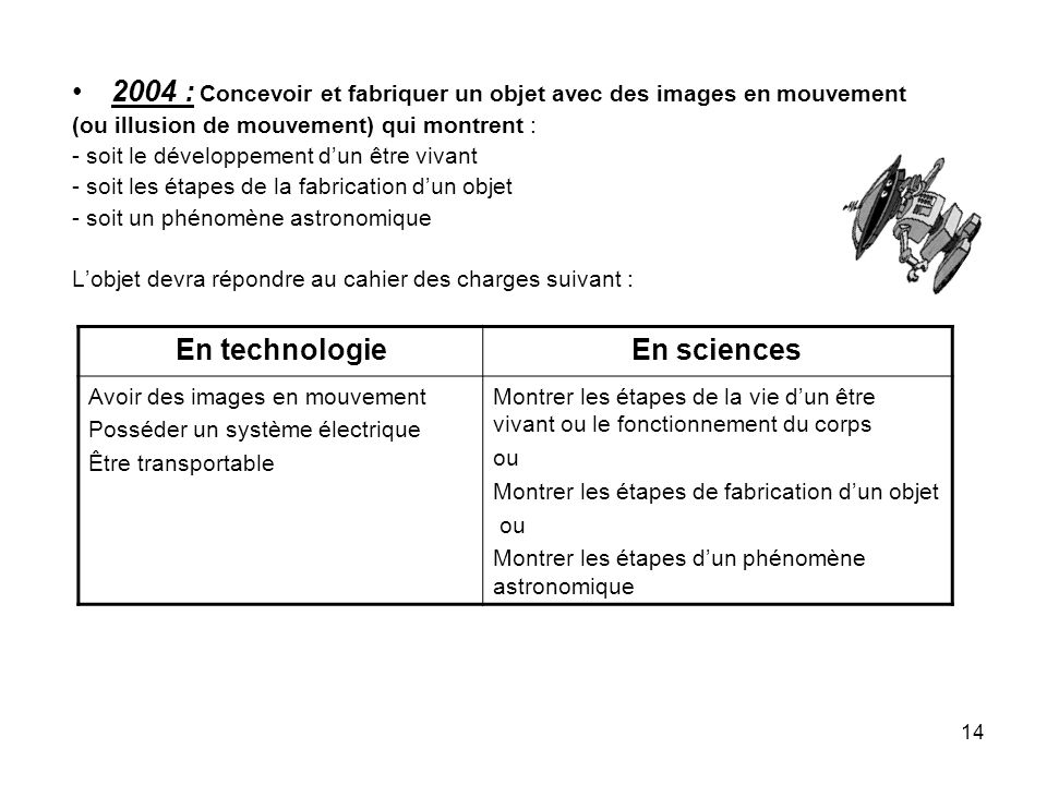 En technologie En sciences