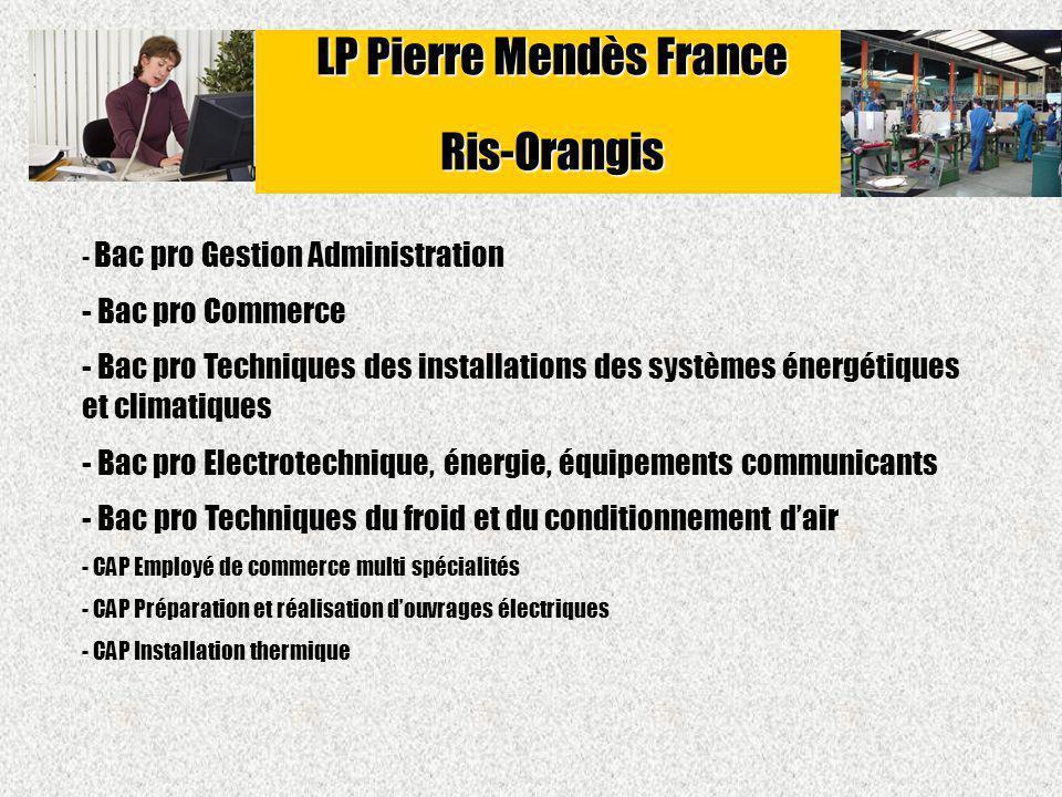 LP Pierre Mendès France