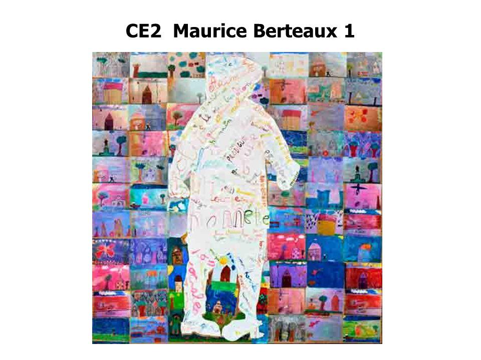 CE2 Maurice Berteaux 1