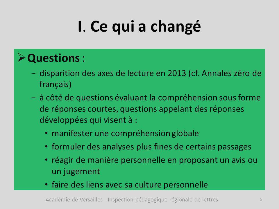 Académie de Versailles - Inspection pédagogique régionale de lettres