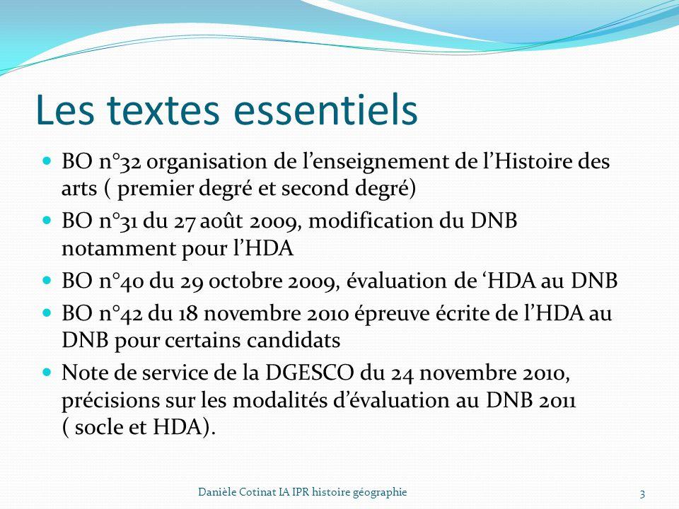 Les textes essentiels BO n°32 organisation de l'enseignement de l'Histoire des arts ( premier degré et second degré)