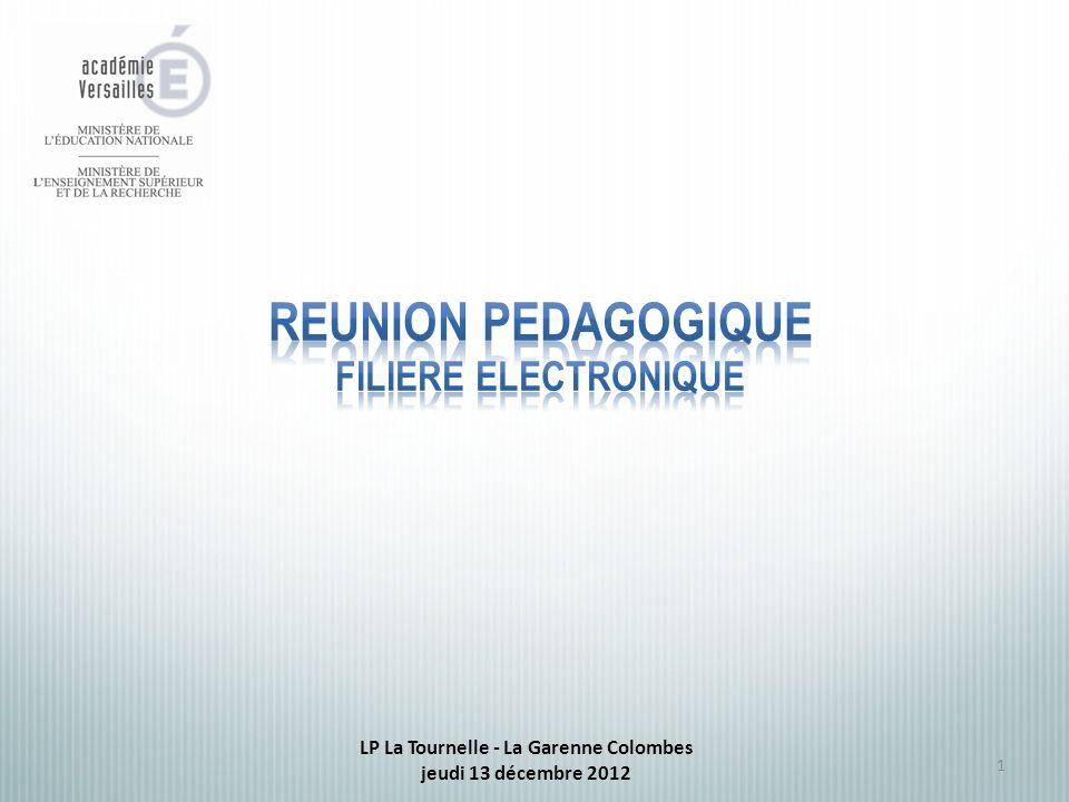 LP La Tournelle - La Garenne Colombes