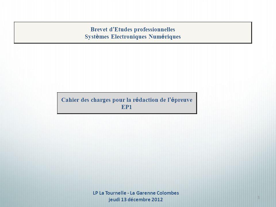 Brevet d'Etudes professionnelles Systèmes Electroniques Numériques