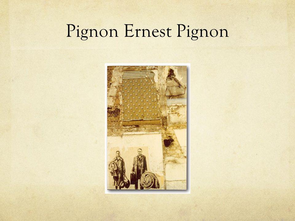 Pignon Ernest Pignon