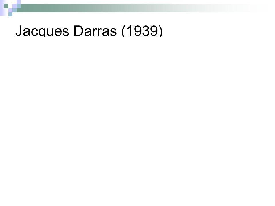 Jacques Darras (1939) il est assis il a les genoux pliés