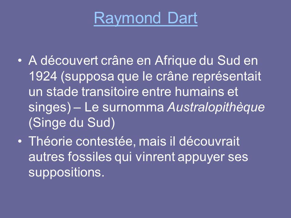 Raymond Dart