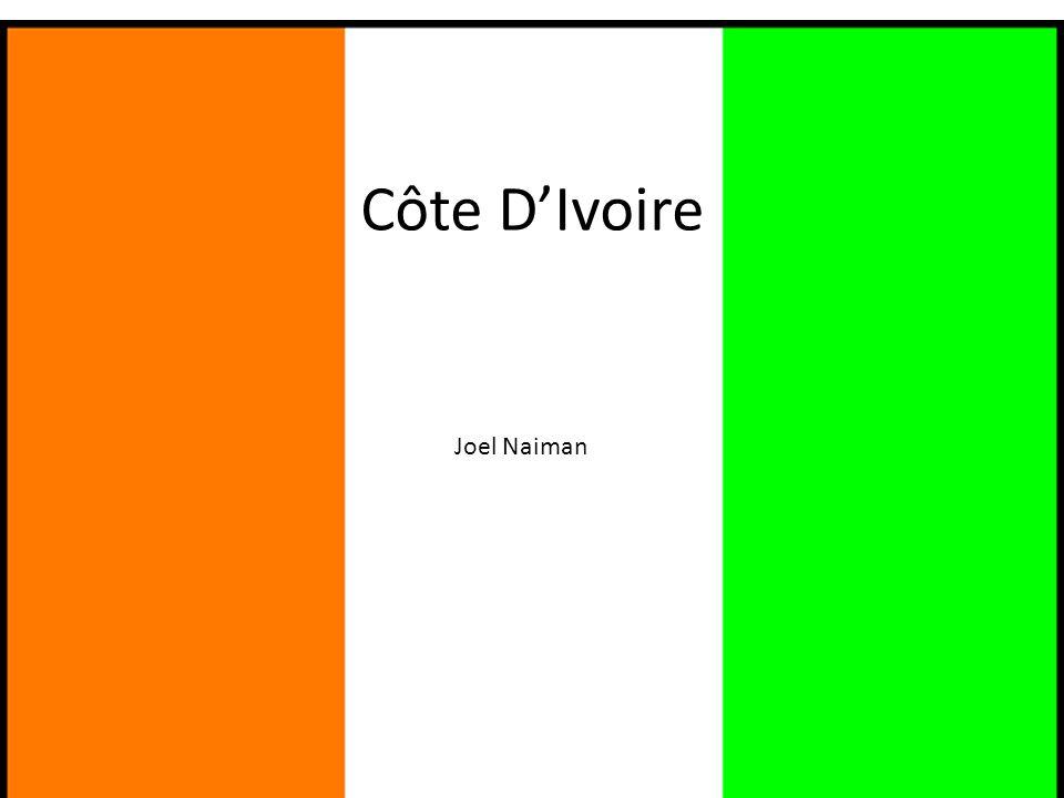1 Côte D'Ivoire Cote Joel Naiman