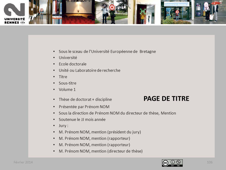 Sous le sceau de l'Université Européenne de Bretagne Université