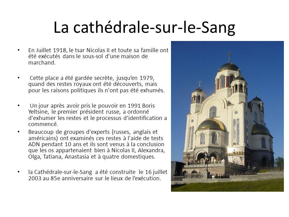 La cathédrale-sur-le-Sang