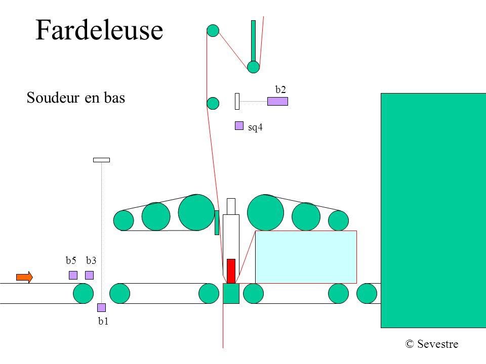 Fardeleuse b2 Soudeur en bas sq4 b5 b3 b1 © Sevestre