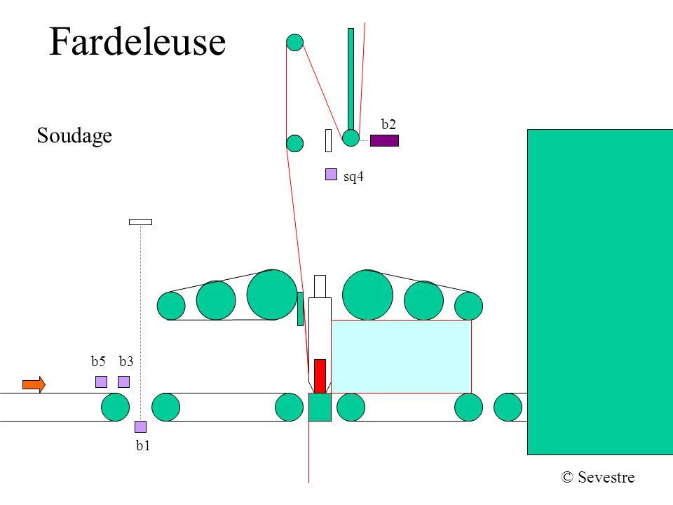 Fardeleuse b2 Soudage sq4 b5 b3 b1 © Sevestre