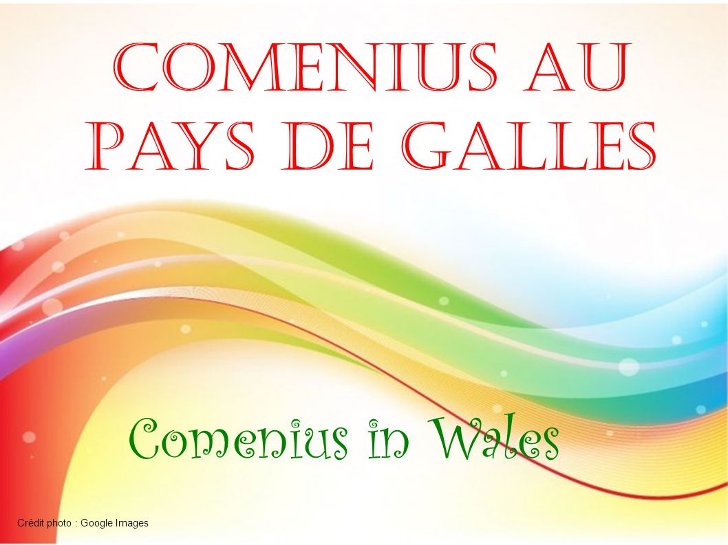 Comenius au Pays de Galles