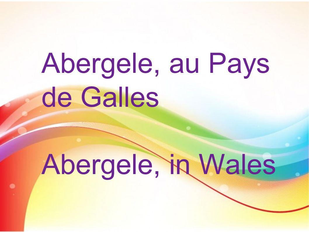 Abergele, au Pays de Galles