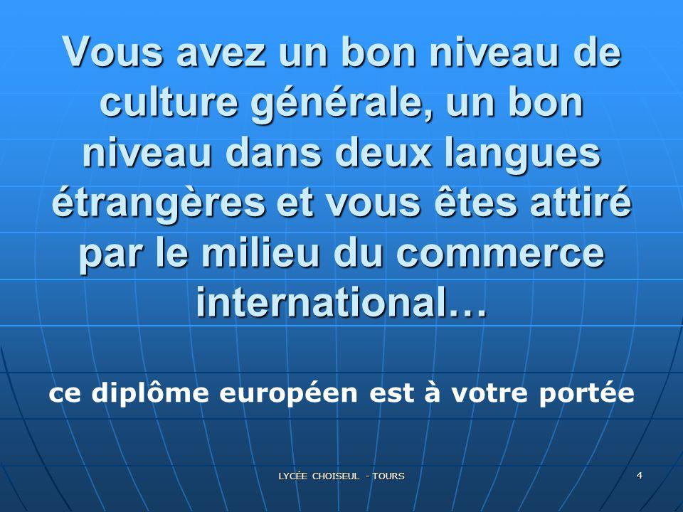 ce diplôme européen est à votre portée