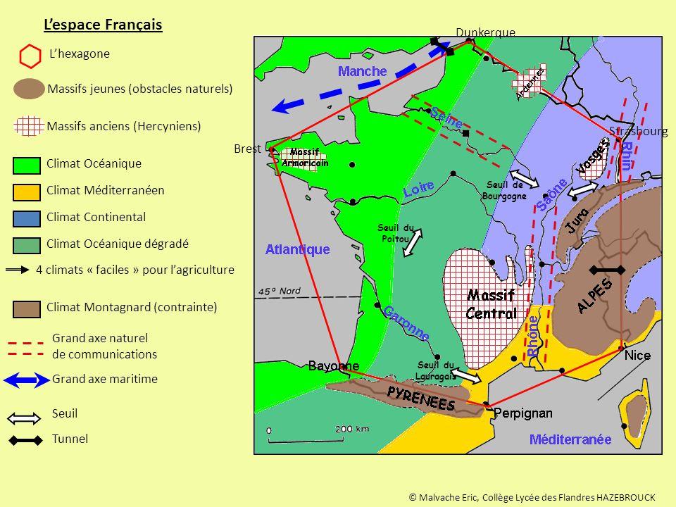 L'espace Français Dunkerque L'hexagone