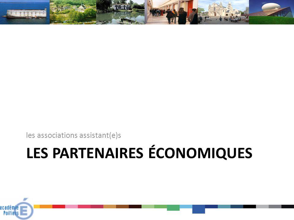 Les partenaires économiques