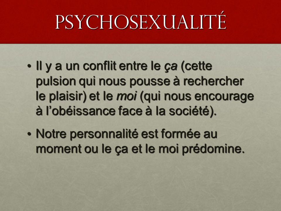 PSyChosexualité
