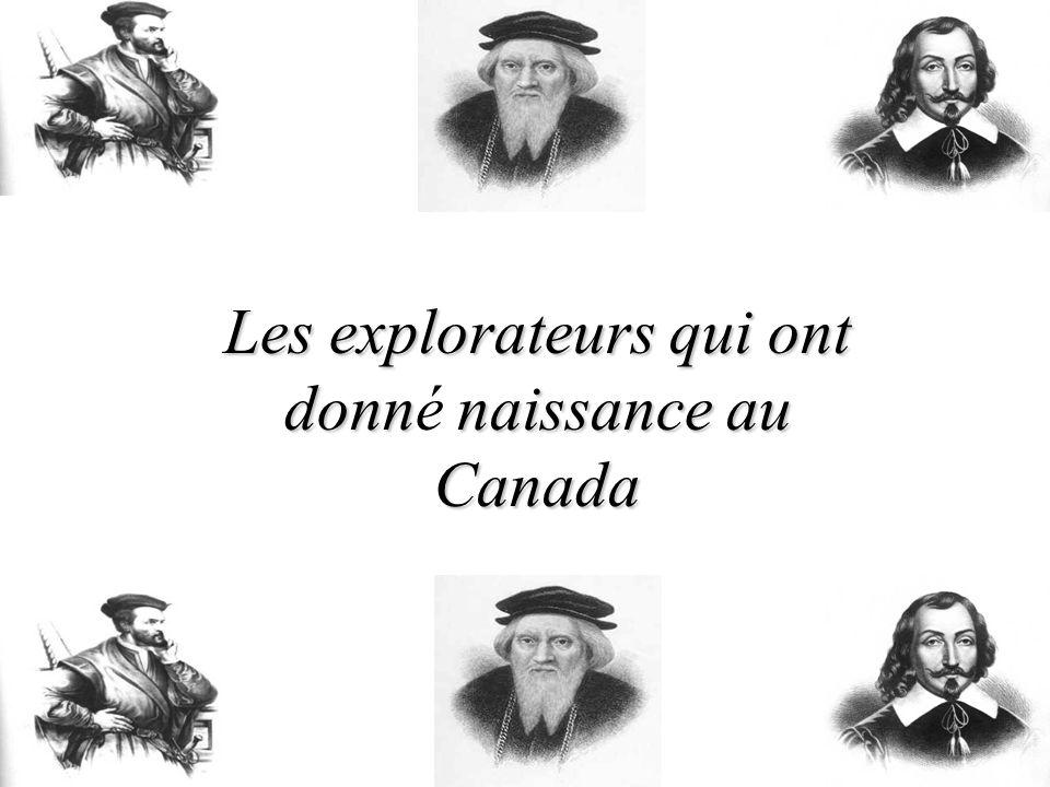 Les explorateurs qui ont
