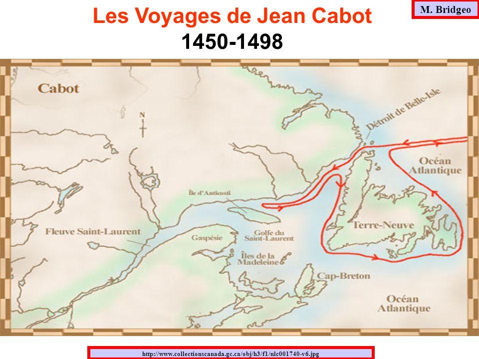 Les Voyages de Jean Cabot
