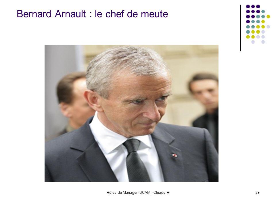 Bernard Arnault : le chef de meute
