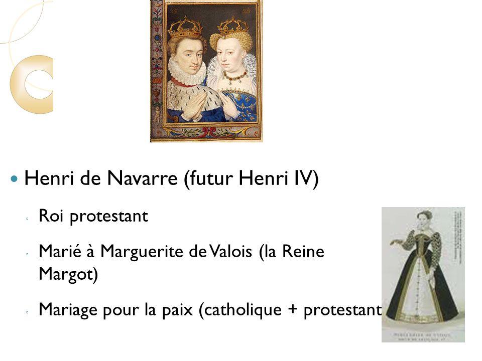 Henri de Navarre (futur Henri IV)
