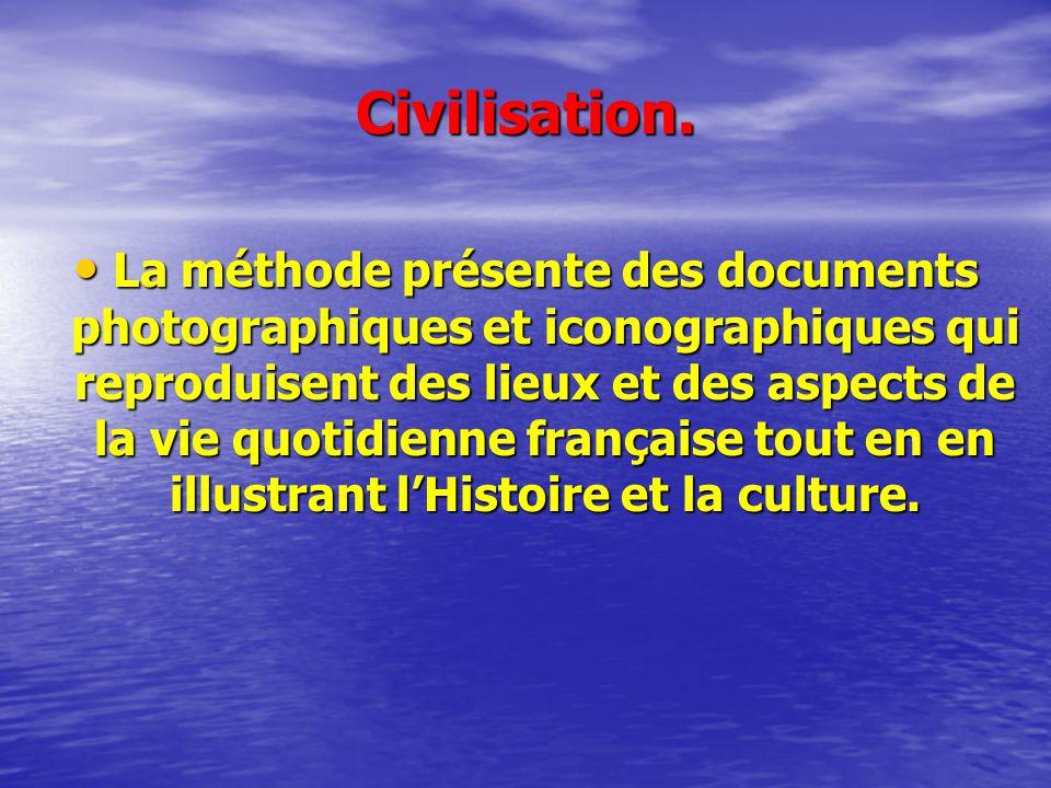Civilisation.