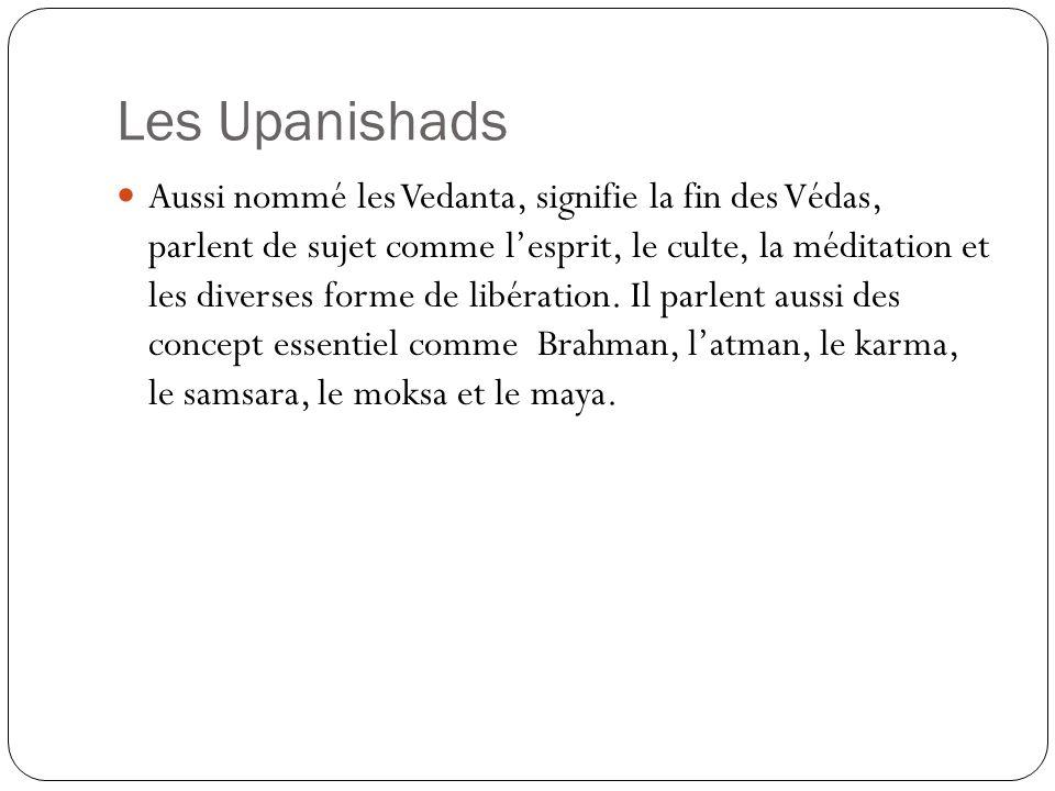 Les Upanishads