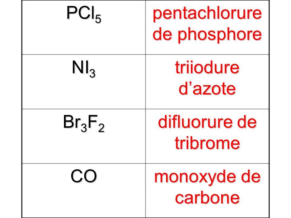 pentachlorure de phosphore