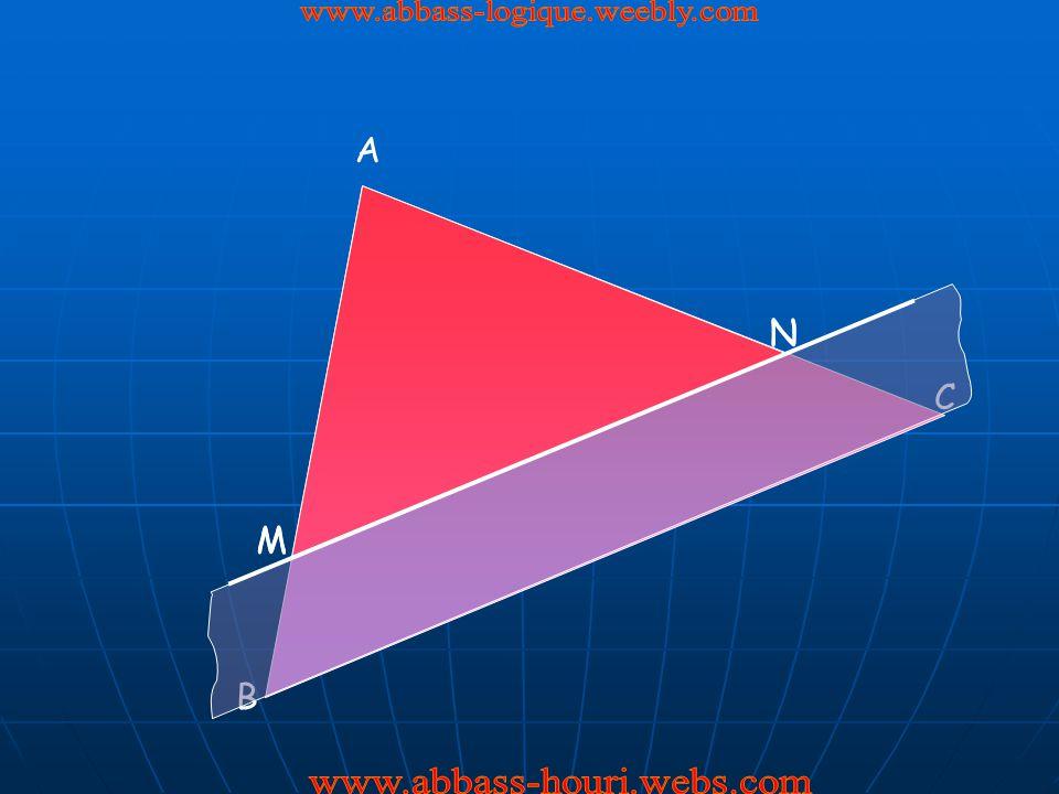 www.abbass-logique.weebly.com A B C M N M N www.abbass-houri.webs.com