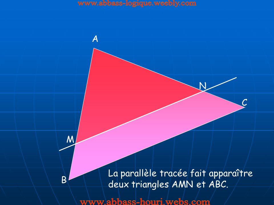 www.abbass-logique.weebly.com www.abbass-houri.webs.com A N C M