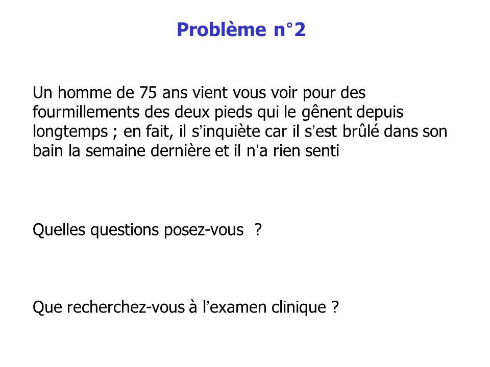 Problème n°2