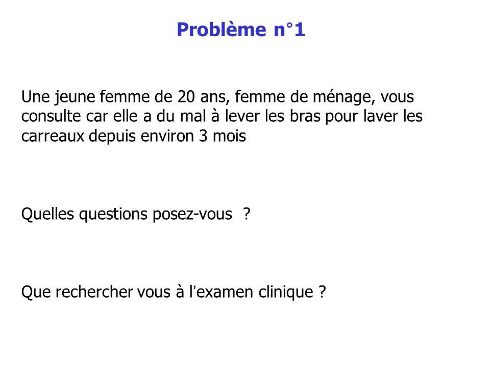 Problème n°1